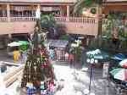 Christmas in Cuernavaca Plaza