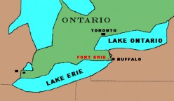 On The Road: Fort Erie, Ontario
