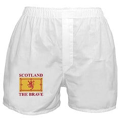 Boxers with Fly opening. Not for wearing under Kilts.