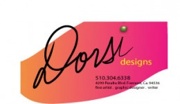 This is my new business card created in Adobe Illustrator CS2