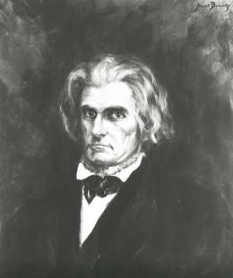 John C. Calhoun, U.S. Secretary of State, 1844-45