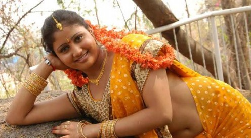 wallpapers gallery amruthavalli hot actress in saree