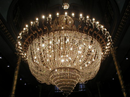 Is crystal chandelier lighting right for your room?