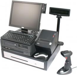 XLR-40 turnkey retail system by POS-X