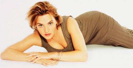 Kate Winslet is sophisticated and beautiful