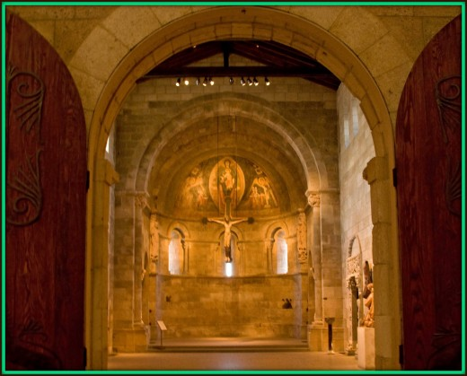 Fuentiduena Chapel at The Cloisters by Tony the Misfit