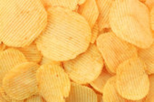 Potato Chips: Do they have any Butylated hydroxyanisole (BHA) and butylated hydrozyttoluene (BHT)?