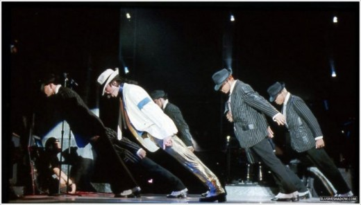 "The Famous ""LEAN"" from Smooth Criminal"