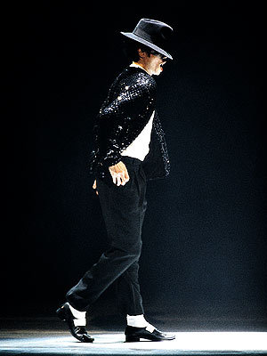 FAMOUS MOONWALK!