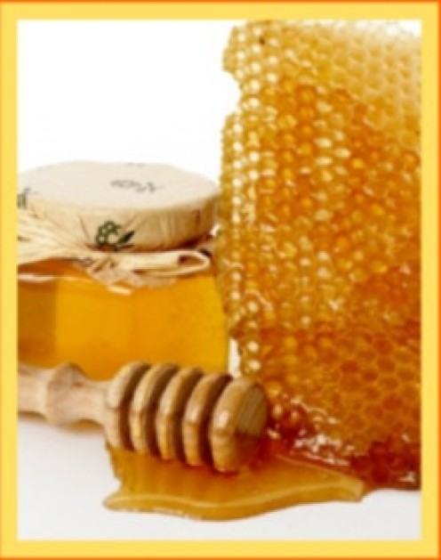Photo courtesy:  Health Benefits of Honey