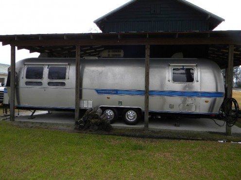 86 Airstream Sovereign, in need a new AC unit