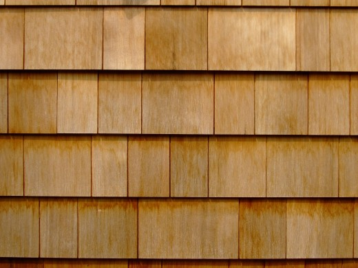 Siding Contractors may not work with all kinds of siding, so be sure you know which siding you want first, like this wood siding.