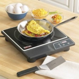 Burton Induction Cooktop, Athena 6000