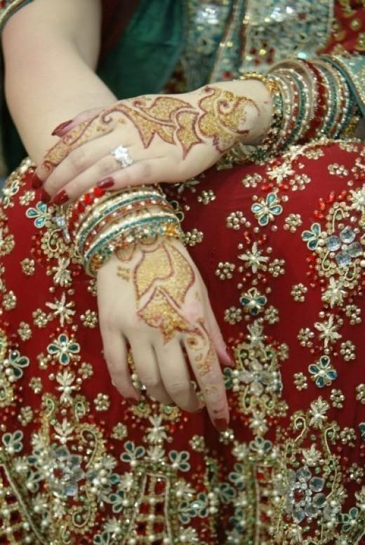 bridal mehndi designs and patterns