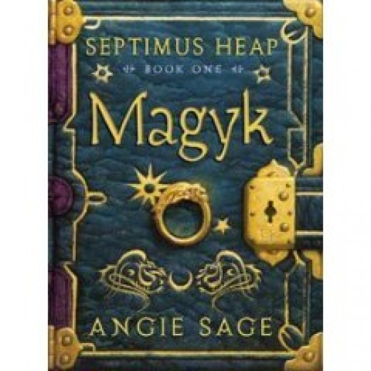 Septimus Heap : Magyk by Angie Sage