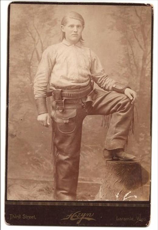 My great grandfather Harry Alonzo Bradley