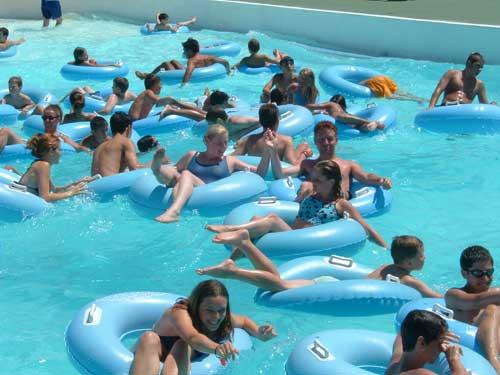 Six Flags White Water Georgia