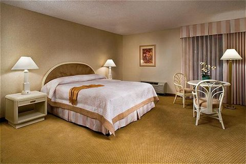 Hotel Room in the Imperial Palace Hotel on the Las Vegas Strip