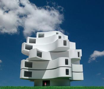 Wind-Shaped Pavilion