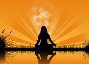 By focusing your thoughts and energy on what you desire you are literally sending a vibration out into the world.