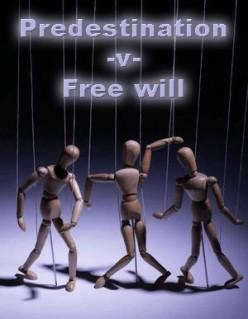 Predestination -v- Free will
