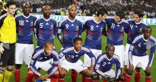 France World Cup Football Team
