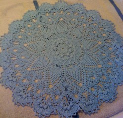 Crochet Doily Pattern Books by Patricia Kristoffersen