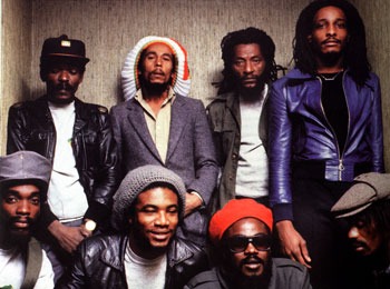 Bob Marley and the Wailers, photo