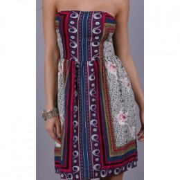 Gypsy Boho Women's Clothing Women s Bohemian Dresses