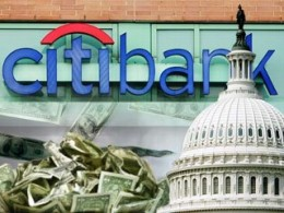 Citigroup part owned by the us taxpayer,