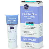 Neutrogena Healthy Skin Anti Wrinkle Cream
