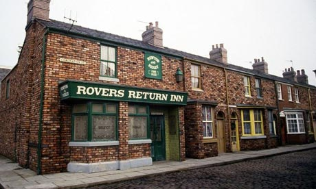 Coronation Street's Rover's Return