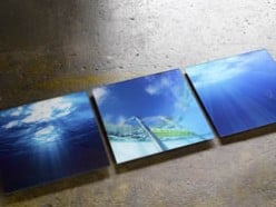 Face mounting prints to plexiglass is a stunning way to display your photography