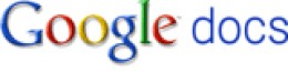 Google Docs logo, courtesy of Google.