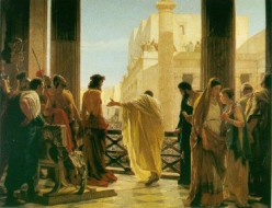 Pontius Pilate: Pawn Or Gutless Wonder