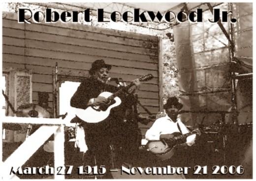Robert Lockwood Jr. R.I.P.