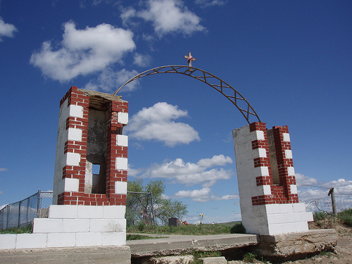 Wounded Knee Cemetary
