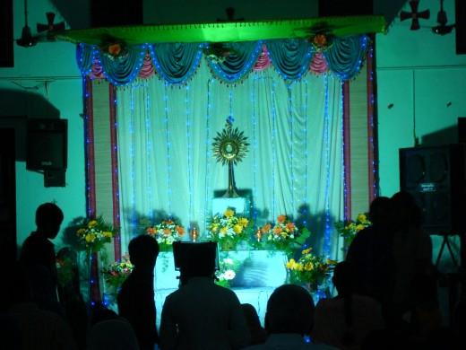 Fatima Church at Puthur