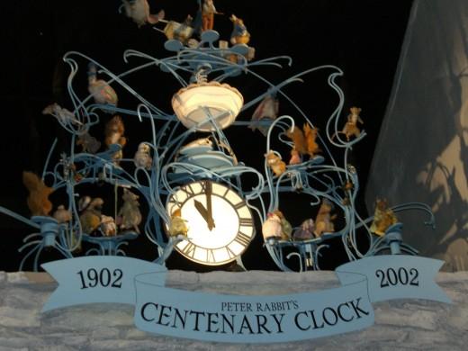 Centenary Clock