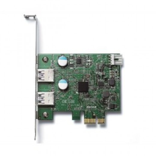 Buffalo Technology USB 3 card