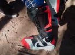 Stewart's Nike Boots  espn.go