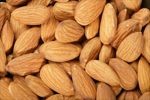 Almonds to lower your blood sugar levels
