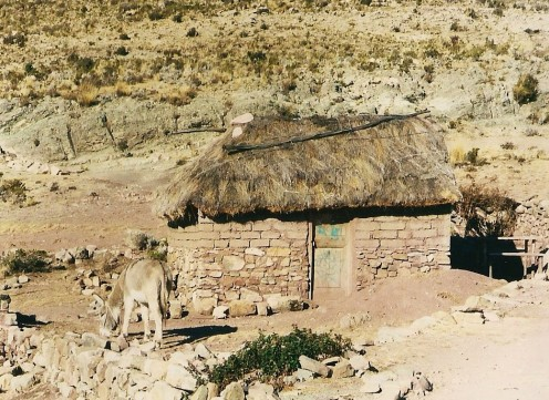 Rural life on Isla del Sol