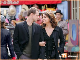 Lorelai and Christopher