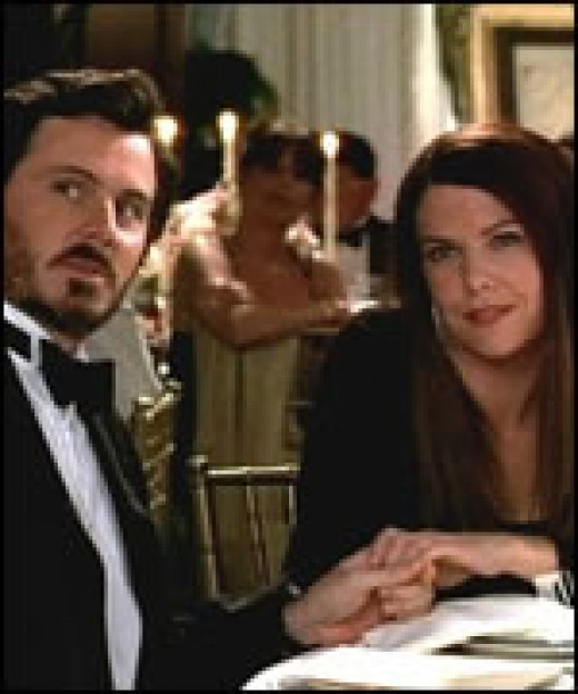 Lorelai and Jason