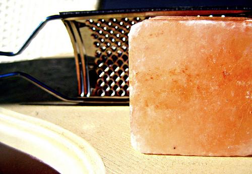 Himalayan Pink Salt Block