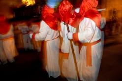 Holy Week Procession in Santiago de Compostela. - 'Procesion semana santa' - jpereira.jpg - 'Procesin de semana santa en Santiago de compostela (Galicia - Spain)' -  Date: 2007. - Source: http://www.jpereira.net/index.php?showimage=81 - Author: jpere
