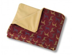 Crypton Pet Products are the BEST! Have a Dirty Dog? Buy a Throver Dog Blanket and Protect Your Car Seats!