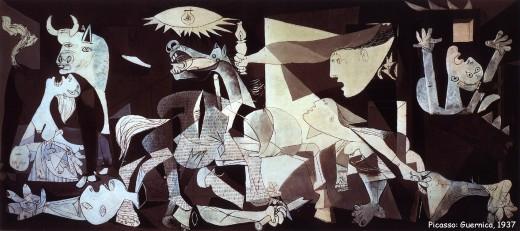 Picasso's 'Guernica'