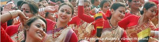 Vibrant Rhythms of Assam